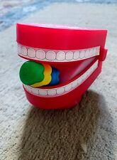Chomping Teeth w/ Pull String, M&M Minis fun bag, 1997 Burger King toy