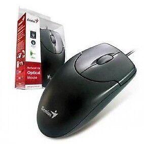 Genius NetScroll 120 Mouse Windows