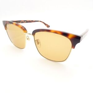 c301b06942a Image is loading Gucci-GG0382S-004-Havana-Gold-Brown-New-Sunglasses-
