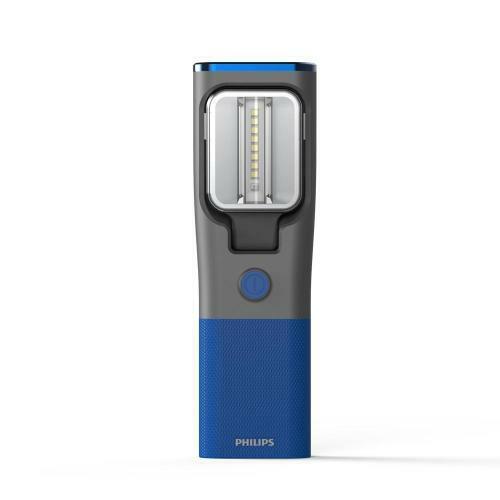 Philips LED lámpara trabajos de inspección RCH31 Luz UV detector de fugas con base