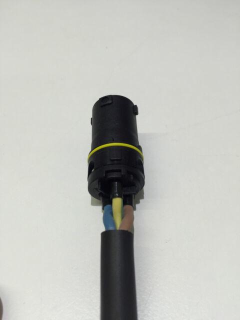 Marta 230 V PCE 16 A a 1.5 mm HO7RN-F Cable de Goma 4 Gang