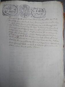 4-MANUSCRITOS-ANO-1819-FISCAL-4-SAN-MIGUEL-DE-PONTE-PONTEVEDRA-PATRONATO
