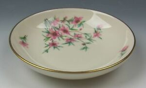 Lenox-China-PEACHTREE-Fruit-Dessert-Bowl-s-EXCELLENT