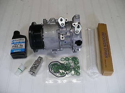 UAC NEW AC 6SEU16C COMPRESSOR CLUTCH 11178 FIT 2007-2009 Toyota Camry SE L4 2.4L
