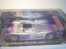 Spark S1804 Audi R8 24h Le Mans 2004, 1:18, OVP