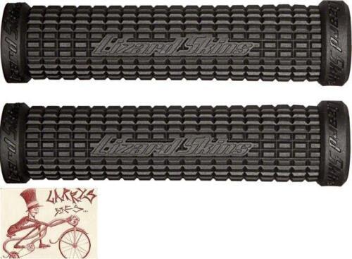 LIZARD SKINS 494 BLACK BICYCLE GRIPS