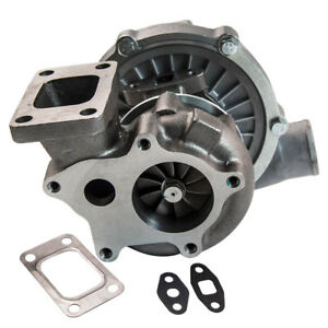 Universal-turbo-charger-turbocharger-T3T4-T04E-57AR-for-1-6L-to-2-3L-Oil-Cooled