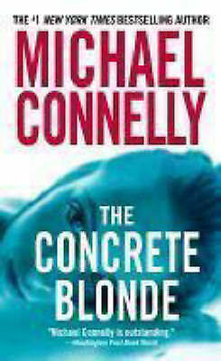 1 of 1 - The Concrete Blonde (Harry Bosch)-ExLibrary