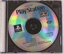 PLAYSTATION MAGAZINE Playable BLACK DISC Spider Man,Driver2,Grinch,102 Dalmation