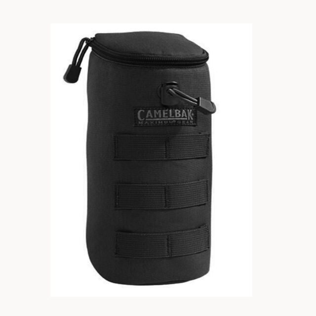 50% off new concept genuine shoes Max Gear Bottle Pouch by CamelBak Black 91130 Nalgene 32oz Water Bottle
