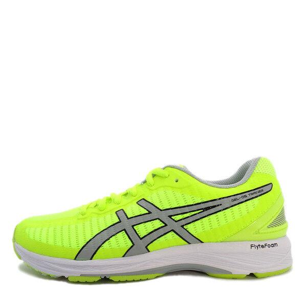 Asic gel trainer 23 [t818n-0796] uomini / scarpe da corsa volt / uomini grigio - bianco fc98cb