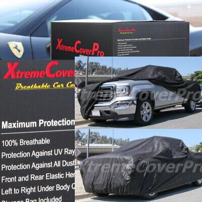 2016 2017 2018 CHEVY SILVERADO 1500 Double Cab 6.5ft Box WATERPROOF CAR COVER