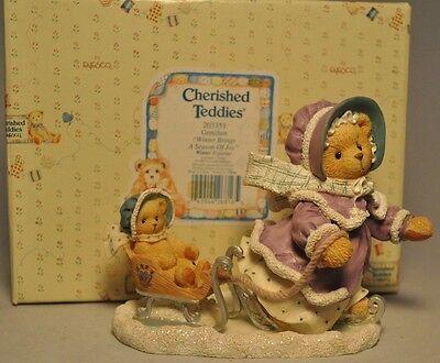 Cherished Teddies GRETCHEN # 203351