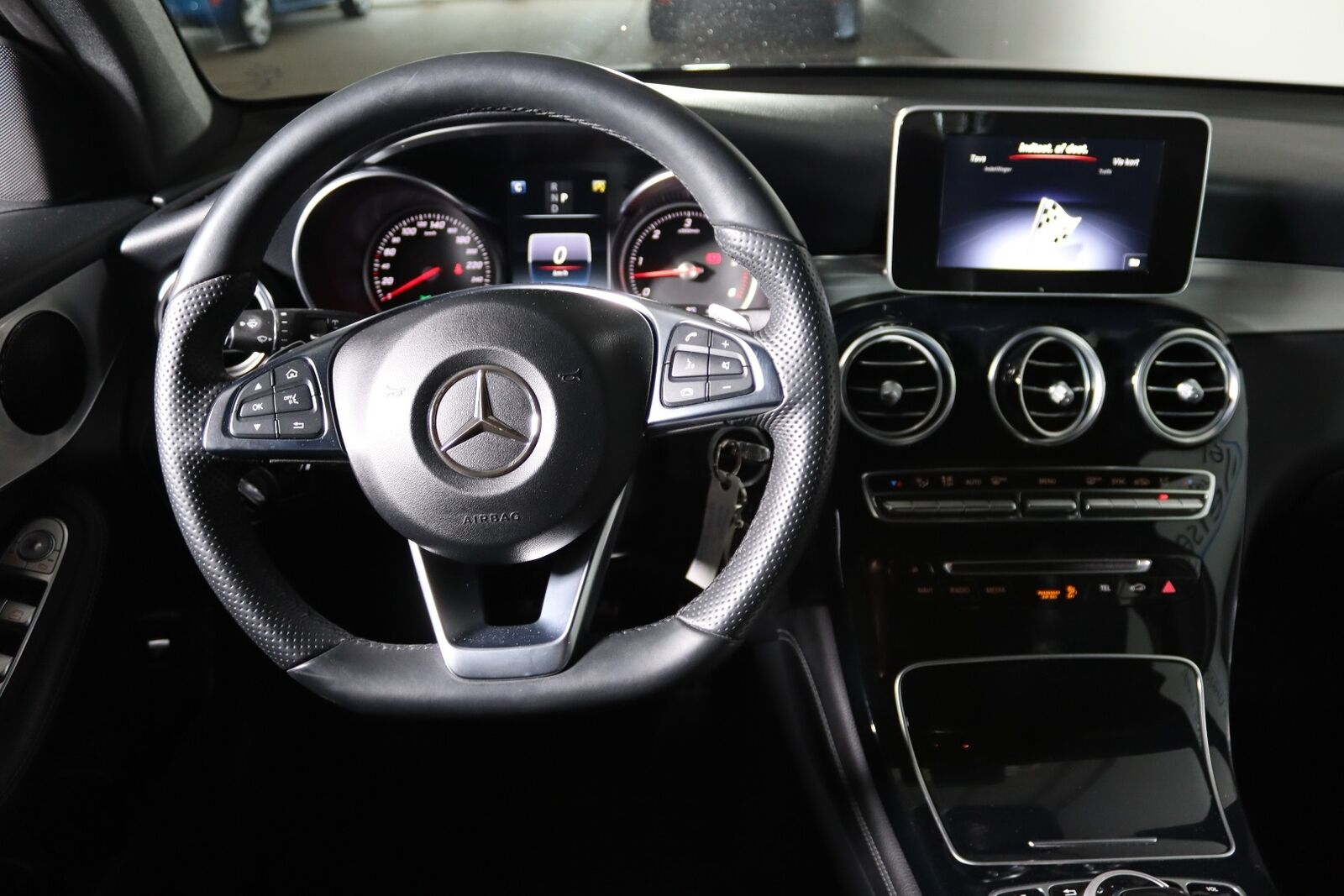 Mercedes GLC350 d 3,0 aut. 4-M - billede 8