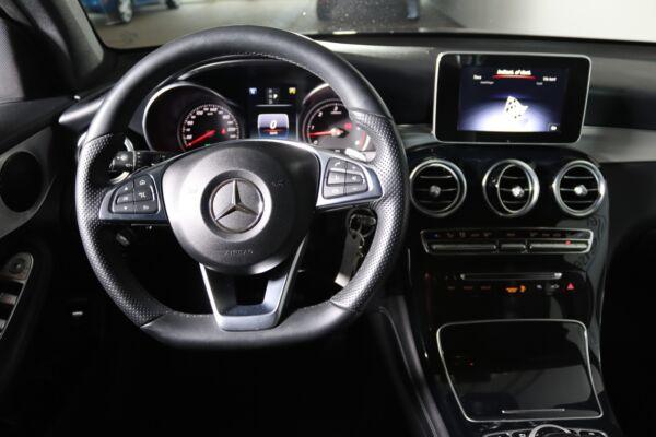 Mercedes GLC350 d 3,0 aut. 4-M billede 8