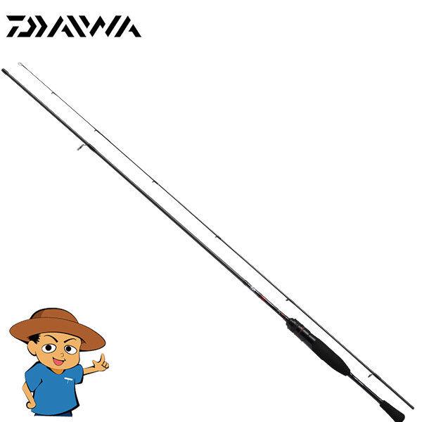 Daiwa GEKKABIJIN MX AJING 55LSS Light fishing spinning rod 2018 model