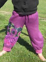 Vetement Ethnique Enfant - Pantalon Coton Imprimé