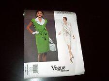 Givenchy Vogue Paris Original Pattern Uncut Fits 14-18 Loose Fitting Top, Skirt