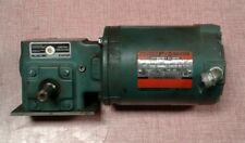 Reliance Electric Motor P56x1338w Ka 12 Hp With Gearbox