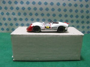 Vintage - Porsche 908/2 Scuderia Montjuich 1/43 Italie Kit Monté