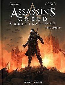 Assassin-039-s-Creed-Conspirations-Tome-1-Die-Glocke-Livre-etat-tres-bon
