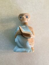 E.T.THE EXTRA TERRESTRIAL FIGURE PVC RUBBER 1982 LJN TOY ET reading book