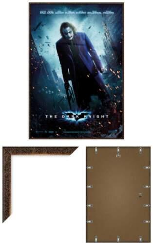 o Cavaleiro Das Trevas-Poster Do Filme incriminou o Coringa Com Arma//francês Batman