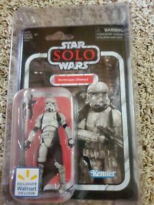 "Star Wars Mimban STORMTROOPER 3.75/"" Figure VC123 Solo Vintage Collection Walmart"