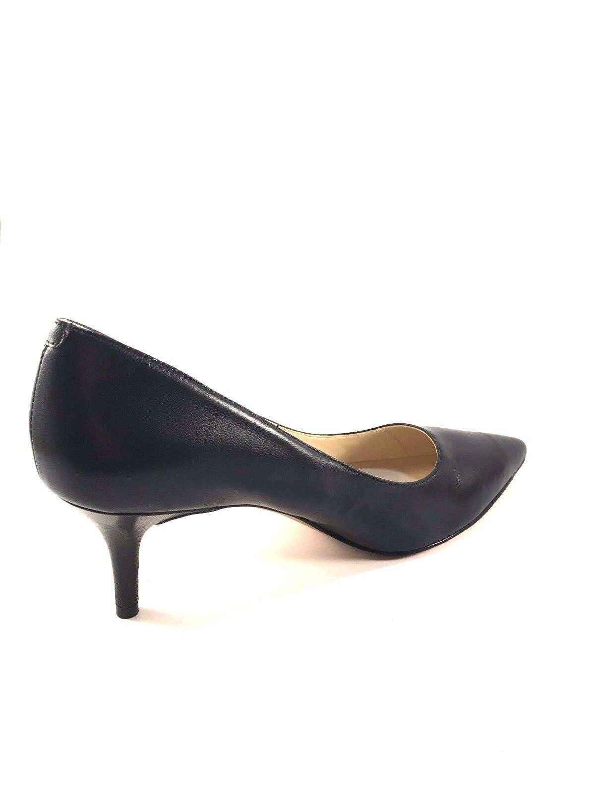 Nine Nine Nine West Margot Leather Pointy Mid Heel Stiletto Pumps Choose Sz color 103c38