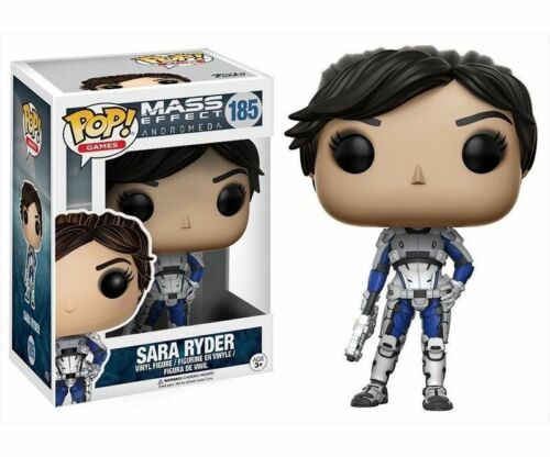 Funko Pop Mass Effect Andromède-Sara Ryder Vinyle personnage neuf 185