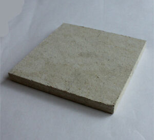 300mm Square 6mm Deep Jewellers Soldering Heat Fire Proof Board Insulating Sheet