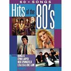 Hits of the 80's [Sony Box Set] by Various Artists (CD, Sep-2010, BMG)