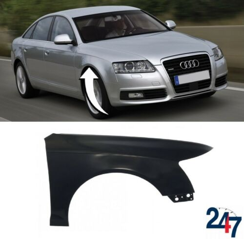NEW AUDI A6 C6 FL 2008-2011 FRONT WING FENDER RIGHT O//S 4F0821104F