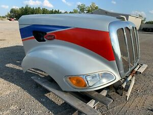 Peterbilt 386 Hood Completely Dressed Ebay