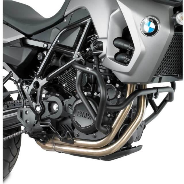 Givi Paramotor Negro Tubular Específico BMW F 650 GS/F 800 GS 08-17 TN690