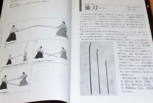 BUKIJYUTSU - Martial Arts of Weapon Illustration Book (0451)