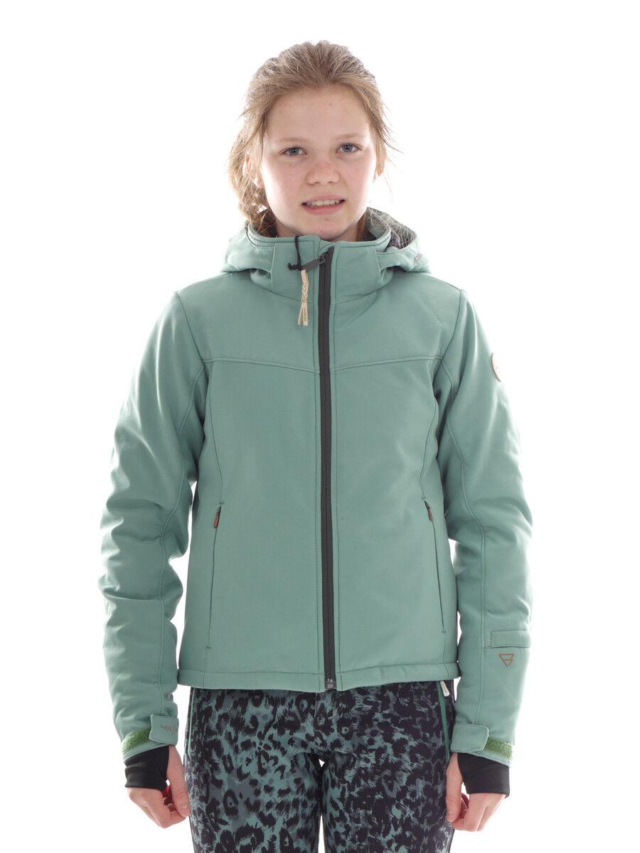 Brunotti Giacca Sci Snowboard Giacca Giacca Verde Invernale Verde Giacca ariesta 8k Cappuccio 2f9836