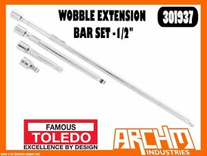 TOLEDO-301937-WOBBLE-EXTENSION-BAR-SET-1-2-034-50-125-250-500MM