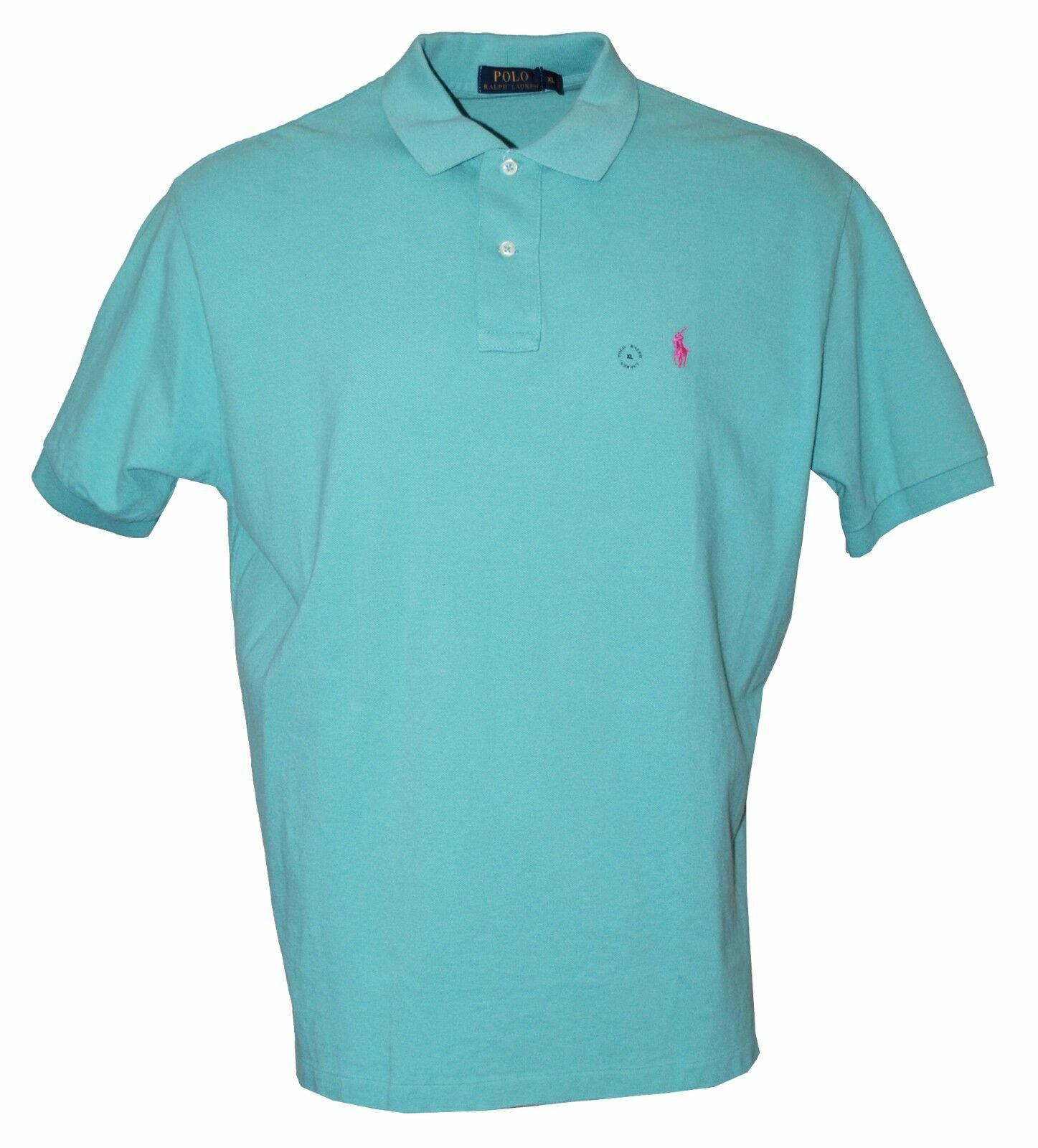 Polo Ralph Lauren Men's Classic Fit Mesh Polo Shirt ( Salisbury, XL)