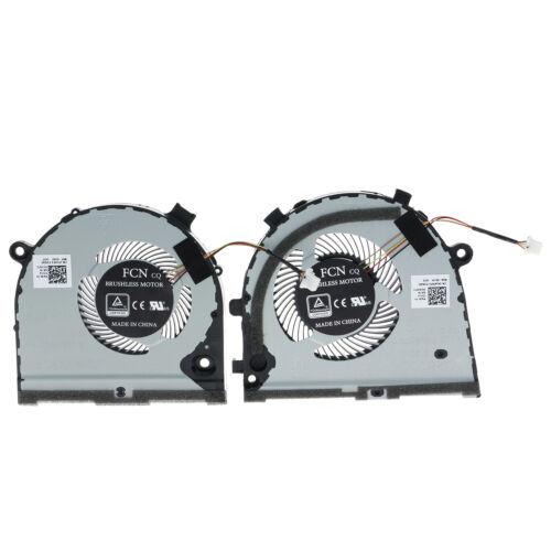 TJHF2 GWMFV CPU GPU Cooling Fan For Dell inspiron Game G3 G3-3579 3779 G5 5587