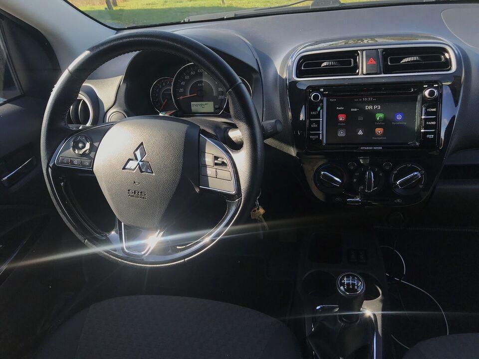 Mitsubishi Space Star, 1,2 Anniversary Edition, Benzin