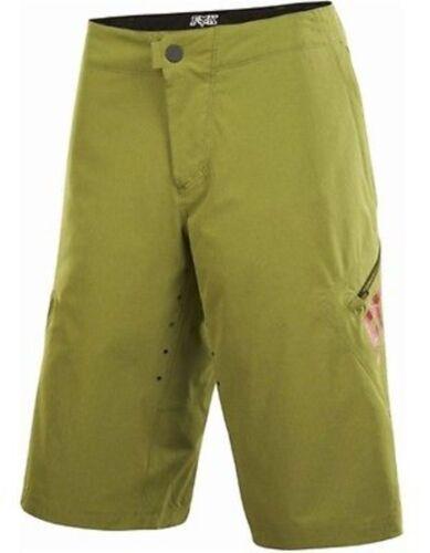 Fox Explore Freeride Mountain Bike Mtb Cycling Baggy Shorts Size 34 Green New