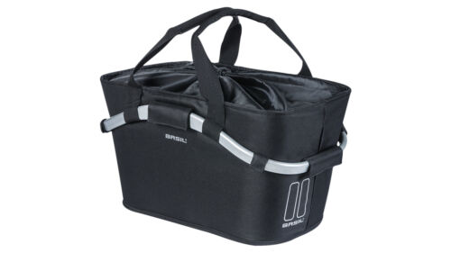 0.838.005//7 Basil Bicycle Basket Rear 2Day Carry All Rear Basket 50x28x26
