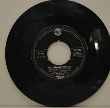 "ELVIS PRESLEY - HARD HEADED WOMAN -DON`T ASK ME WHY RCA 47-7280 Single 7"" (I980)"