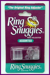 Assorted-Ring-Snuggies-Ring-Resizing-Solution-Adjust-FIX-Your-Ring-Size-Resizer