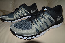 New Nike Mens Free Trainer 5.0 V6 AMP Super Bowl 50 Shoes 723939-071  sz 11