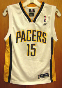 51a102b47 Image is loading INDIANA-PACERS-youth-med-basketball-jersey-RON-ARTEST-