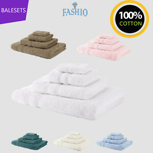 500-GSM-Luxury-Hotel-Spa-Face-Hand-Bath-Towels-Bath-Sheet-Bale-Set-100-Cotton