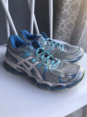 WOMEN'S ASICS GEL- Nimbus 16 RUNNING SHOES. (fluidride) | eBay