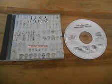 CD POP LUCA CARBONI-PERSONE SILENZIOSE (9) canzone BMG Ariola